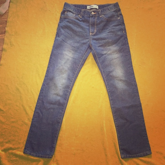 Old Navy Other - OldNavy skinny Cut. True Blue Youth👖 , size14.